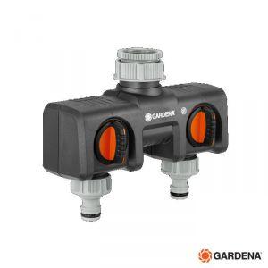 Gardena Presa Distributore a 2 Vie  - 8193