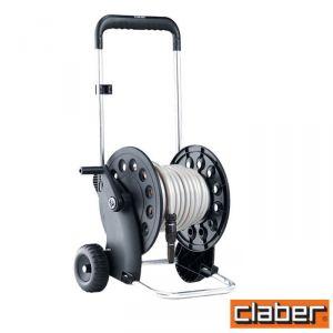 Claber Avvolgitubo Carrello  - 8981 - Ecosei+20M Tubo+Accessori