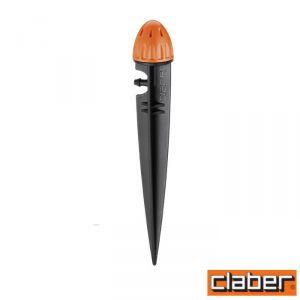 Claber Gocciolatore Fine  Linea  - 91228 - Aspersore 0-40 L/H Su Picchetto (Conf 10Pz)