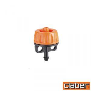 Claber Gocciolatore Fine Linea  - 91222 - Autocompens. 4 L/H (Conf 10Pz)