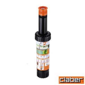 """Claber Irrigatore Pop-Up  - 90004 -  Regolabile Alzo 2"""""""