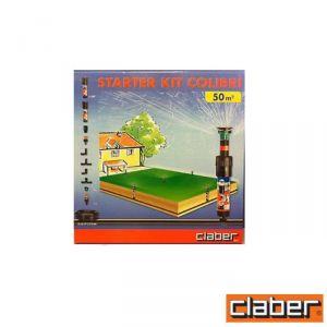 Claber Starter Kit Colibri'  - 90200 -  con Irrigatori Pop-Up