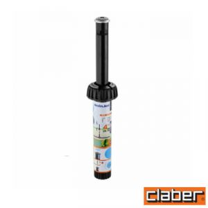Claber Irrigatore Pop-Up  - 90462 -  Mini Rotor  360°  (4,9 - 6,4 M.)
