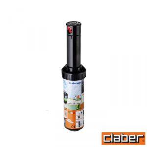 Claber Irrigatore Pop-Up  - 90474 -  a Turbina Regol. 40-360°  Media Gittata