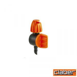 Claber Microirrigatore  - 91248 - Regolabile 180° (Conf 5Pz)