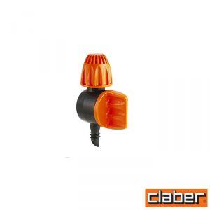 Claber Microirrigatore  - 91249 - Regolabile 360° (Conf 5Pz)