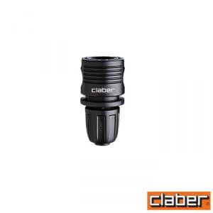 Claber Raccordo Automatico  - 91009 -   con Attacco Rapido per  Tubo Collettore