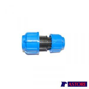 Raccordo a Compr. Riduzione Tubo - 20X16