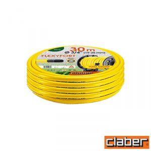 """Claber Tubo  - 9072 -  Flexyfort Max 10 Bar - 3/4"""" - 30M"""