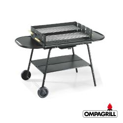 Barbecue Ompagrill - Eco-Carbon 78-57 Black