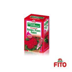 Concime Liquido Fito - Goccia a Goccia Fiori - 6 Fiale