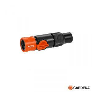 Gardena Regolatore Acquastop  - 2819 - per  Tubi Gomma da 19 mm