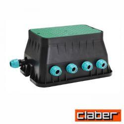 Claber Pozzetto Precablato  - 90520  per  Elettrovavole 24 V