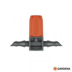 Gardena Gocciolatore In Linea  - 1392 - Regolabile 0-20 L/H (Conf 10Pz)