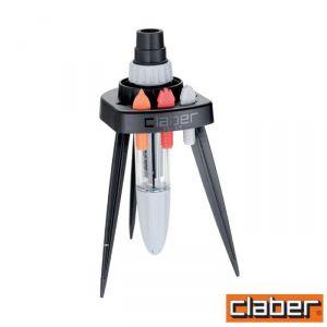 Claber Irrigatore Vasi Idris   8055 - Quattro Ugelli