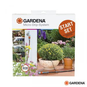 Gardena Kit Microirrigazione Vasi  - 1399 - 10 Vasi